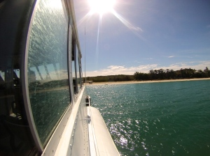 Journey to Great Keppel Island