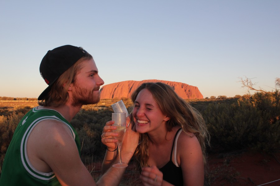 Red Centre 4/5