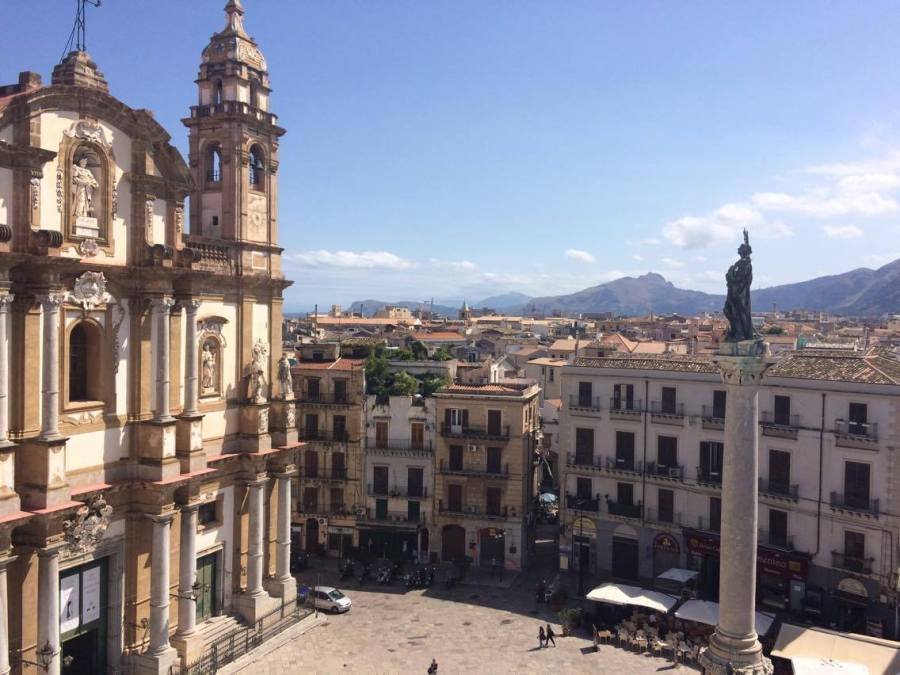 What I did in Palermo DAY1