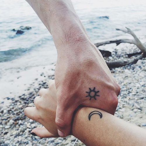 TRAVEL TATTOOS – Couples