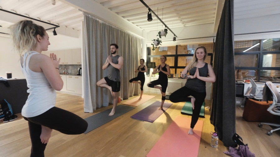 Yoga Teaching Experience